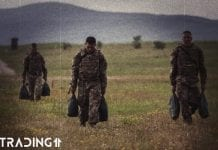 formacia three soldiers trading11 analyza