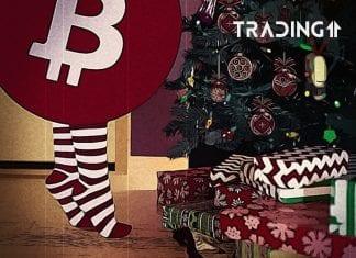 vianoce bitcoin volatilita analyza