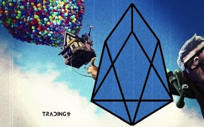up eos trading11 analyza