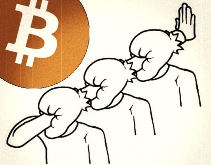 Bitcoin facepalm