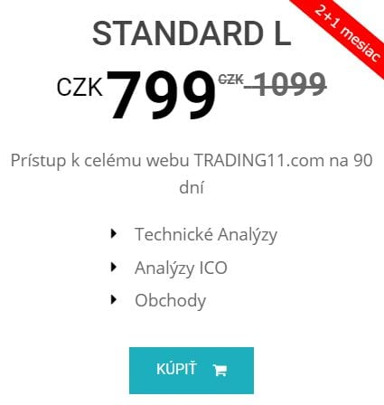Standard L - ZĽAVA