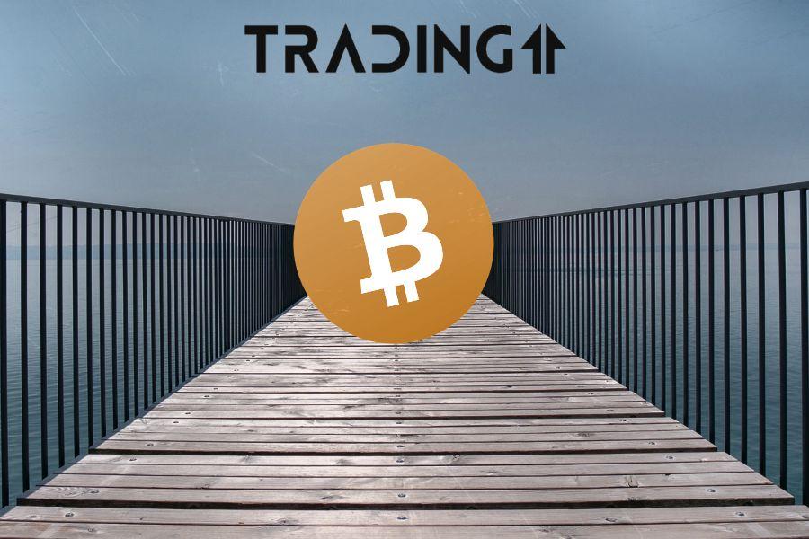 BTC BITcoin crypto, currency