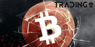 BTC, Bitcoin, down, bad, cena, propad, update trading11