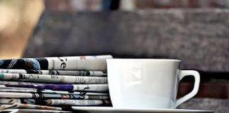 zprávy, news, newspaper