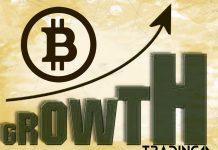 growth up bitcoin