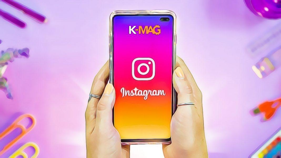 instagram k-mag