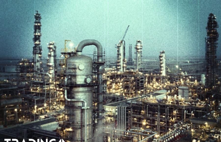 ropa rafinerie produkce