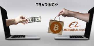 alibaba , btc, bitcoin, obchod