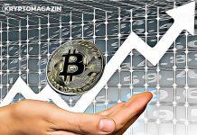 bitcoin růst