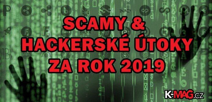 shrnuti_scamy_hackerske_utoky
