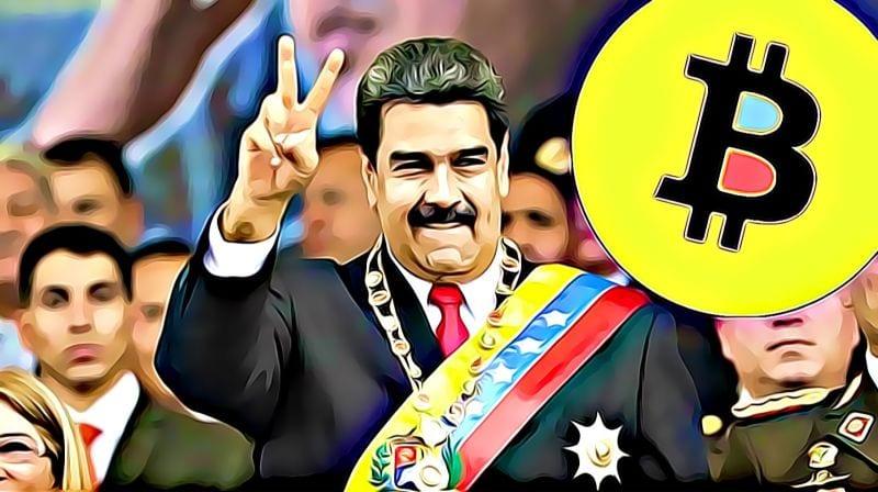 Prezident Maduro vdechl nový život do venezuelské kryptoměny Petro