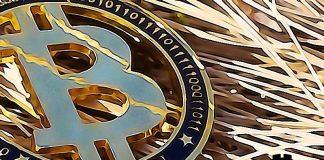 Bitcoin BTC kryptoměny virtuální digitální měny