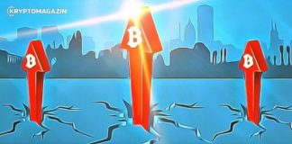 Bitcoin růst kryptoměny