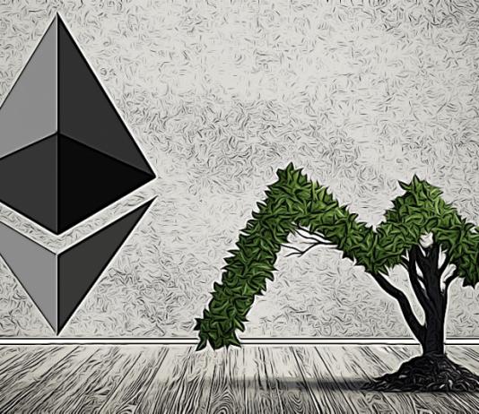 Ethereum (ETH) kryptoměny altcoiny