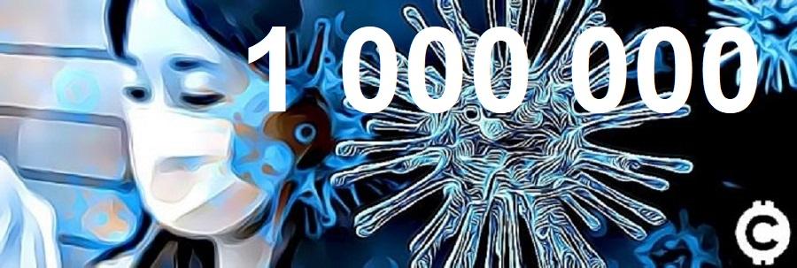 Smrtící virus už oficiálně nakazil milion lidí! O dalších milionech ale nevíme
