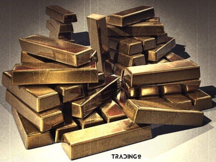 ANALÝZA drahé kovy zlato komodity unce