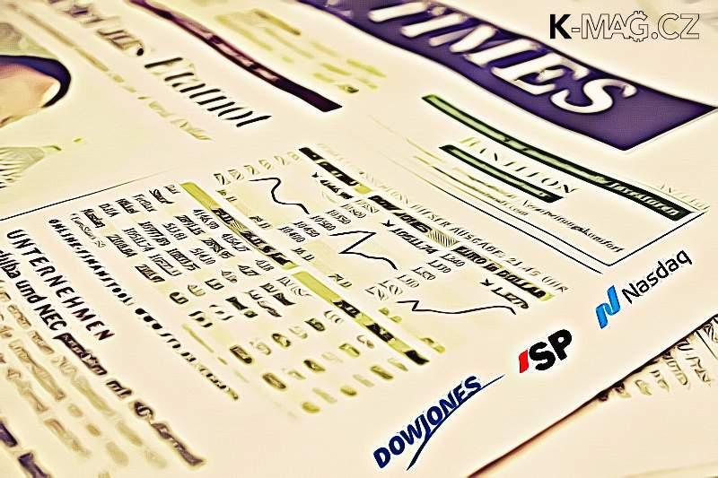 Dow Jones, Nasdaq, S&P 500, indexy, USA