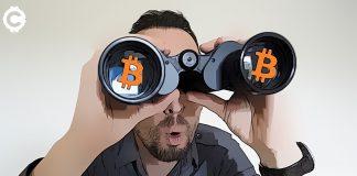 bitcoin BTC dalekohled