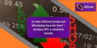 Analýza BTC a otočení trendu - Je toto klíčový break out dlouhodobé bearish line?