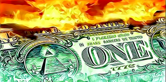 Ekonomika USA jde do háje - Kolabující dolar je důvod, proč jsou zlato a Bitcoin na maximu!