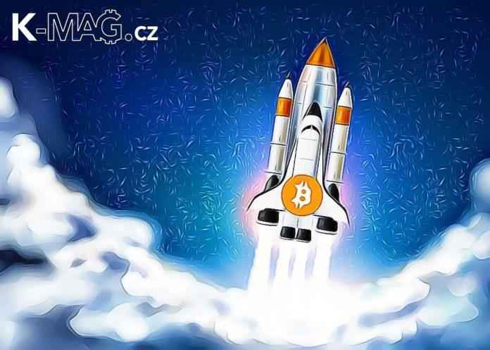 Bitcoin potvrdil UPtrend! Už nikdy se nevrátíme na 10 000 USD!