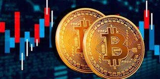 Analýza bitcoin btc kryptoměny mince coin
