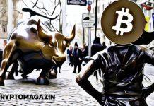 Bitcoin i dnes v plné síle! Překonal 13 400 $ a vytvořil nové high!