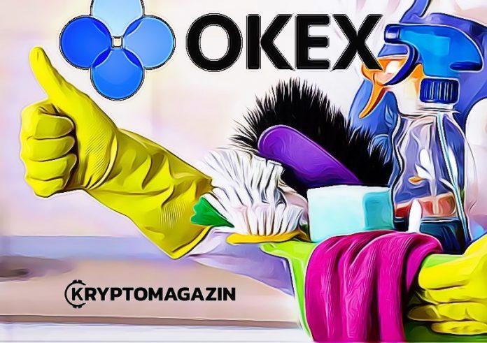 Burza OKEx po měsíčním mlčení oznámila, kdy umožní výběry kryptoměn