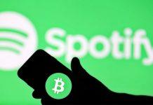 Spotify chce podporovat platby kryptoměnami a hrát klíčovou roli v rozvoji tohoto segmentu!