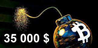 Bitcoin 35 000 $ institucionalni bomba