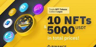 NFT přicházejí na Binance! Odteď můžete obchodovat sběratelské tokeny